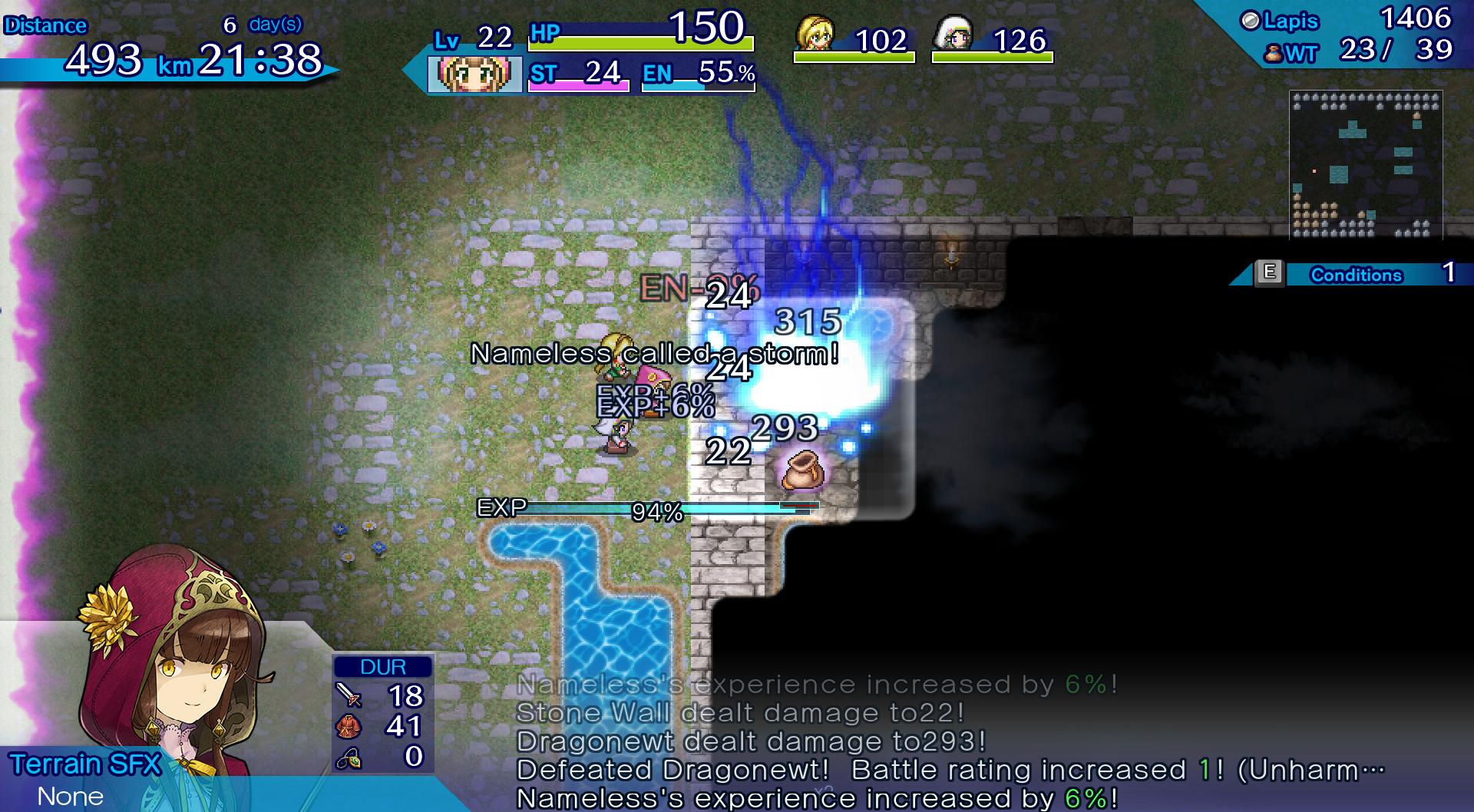 Mystery Chronicle: One Way Heroics Screenshot 3