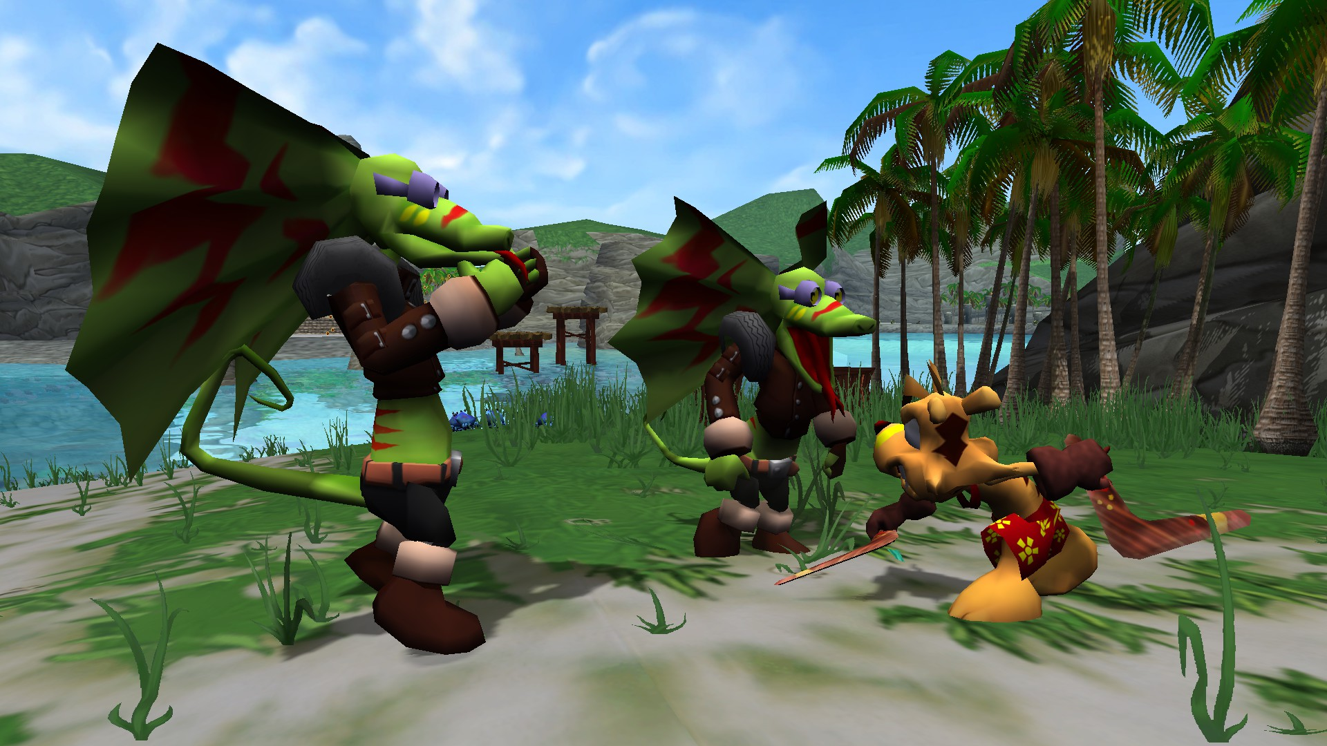 TY the Tasmanian Tiger Screenshot 2