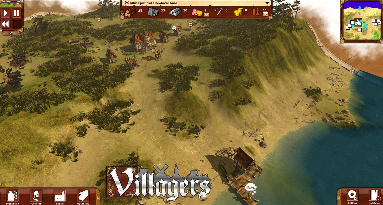 Villagers Screenshot 1