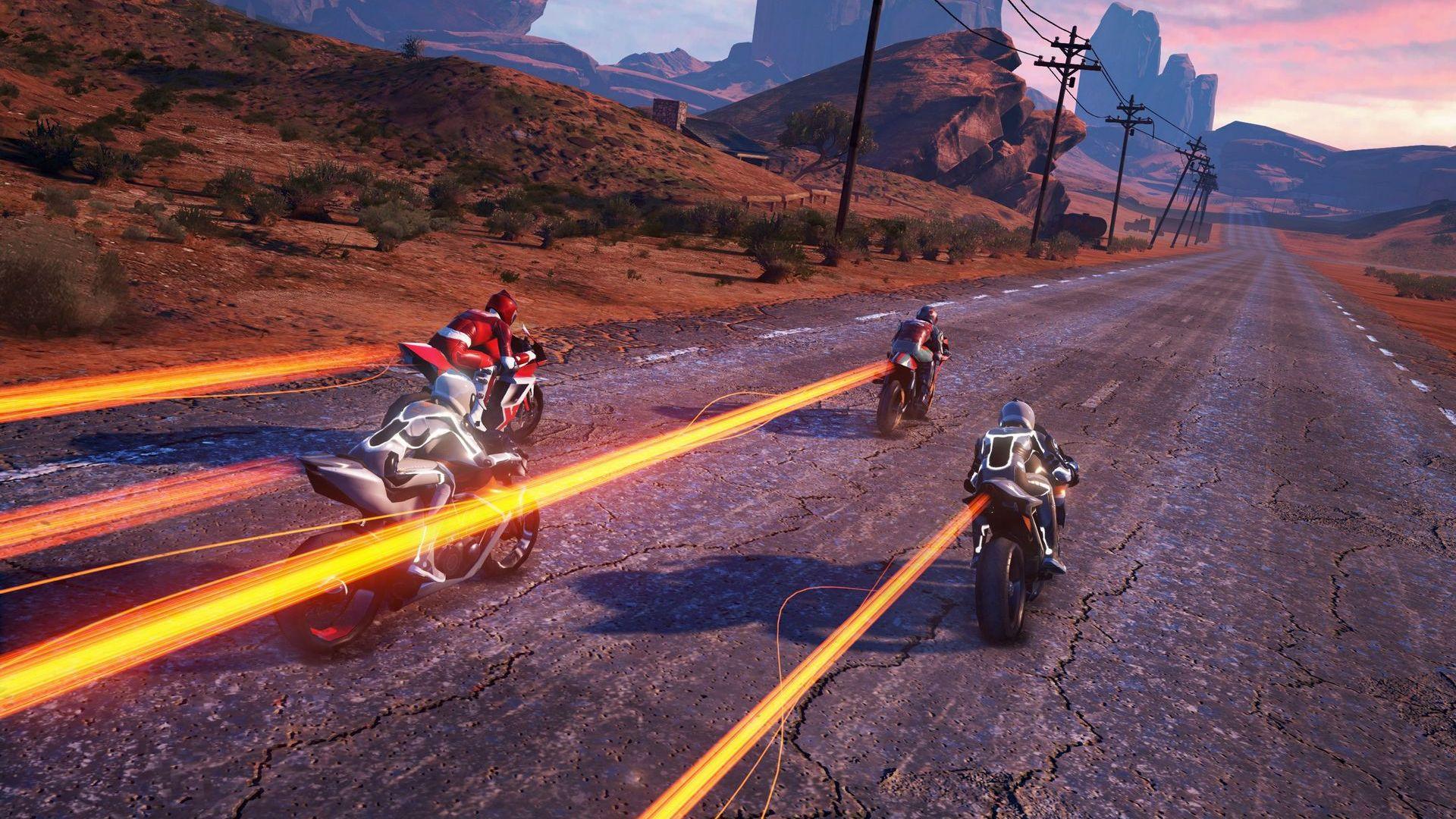 Moto Racer 4 Screenshot 1
