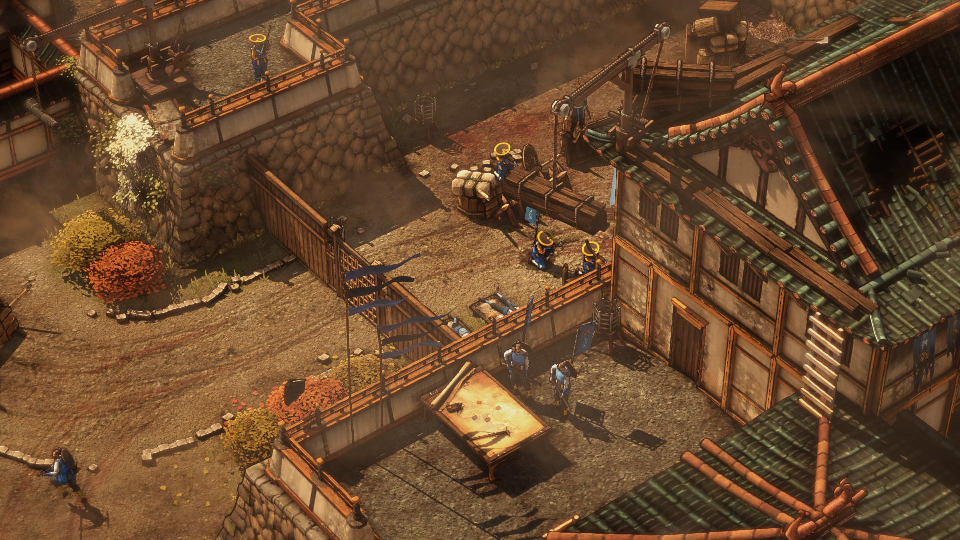Shadow Tactics: Blades of the Shogun Screenshot 3