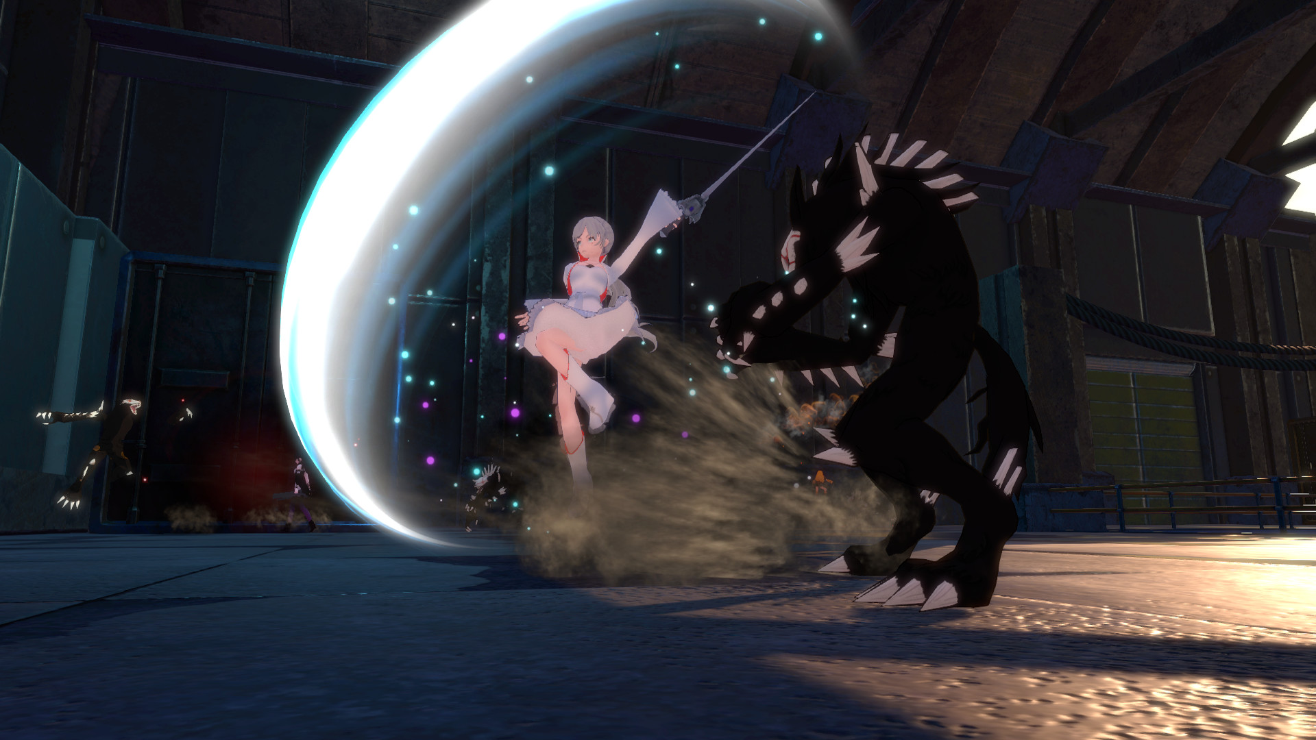 RWBY: Grimm Eclipse Screenshot 2