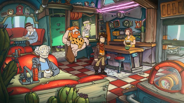Download Deponia Doomsday download free
