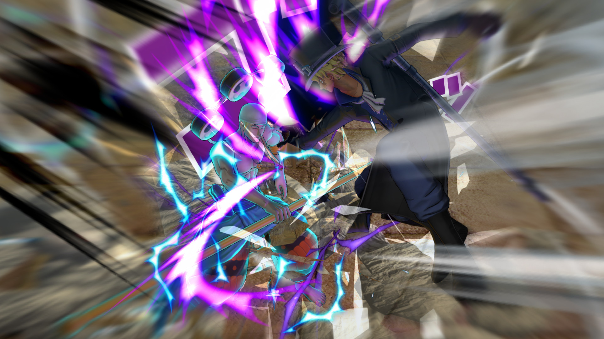 One Piece Burning Blood Screenshot 2