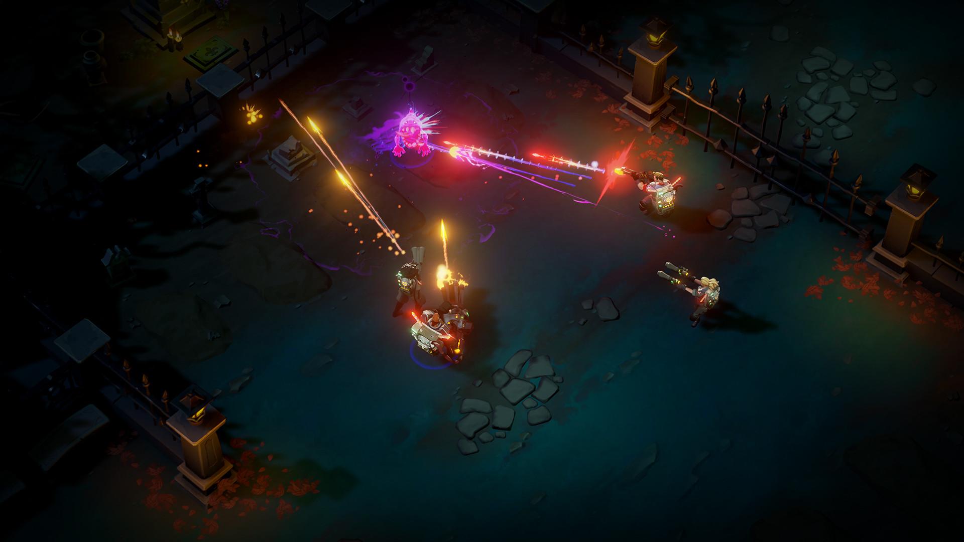Ghostbusters Screenshot 2
