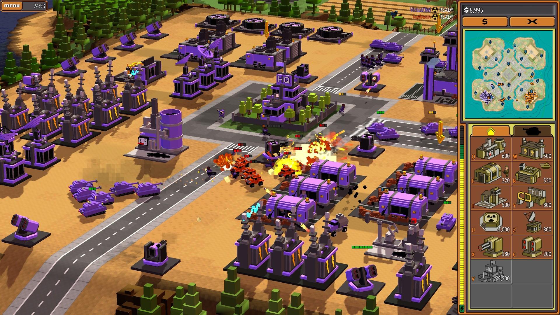 8-Bit Armies Screenshot 3