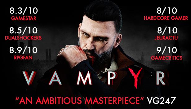 Download Vampyr free download