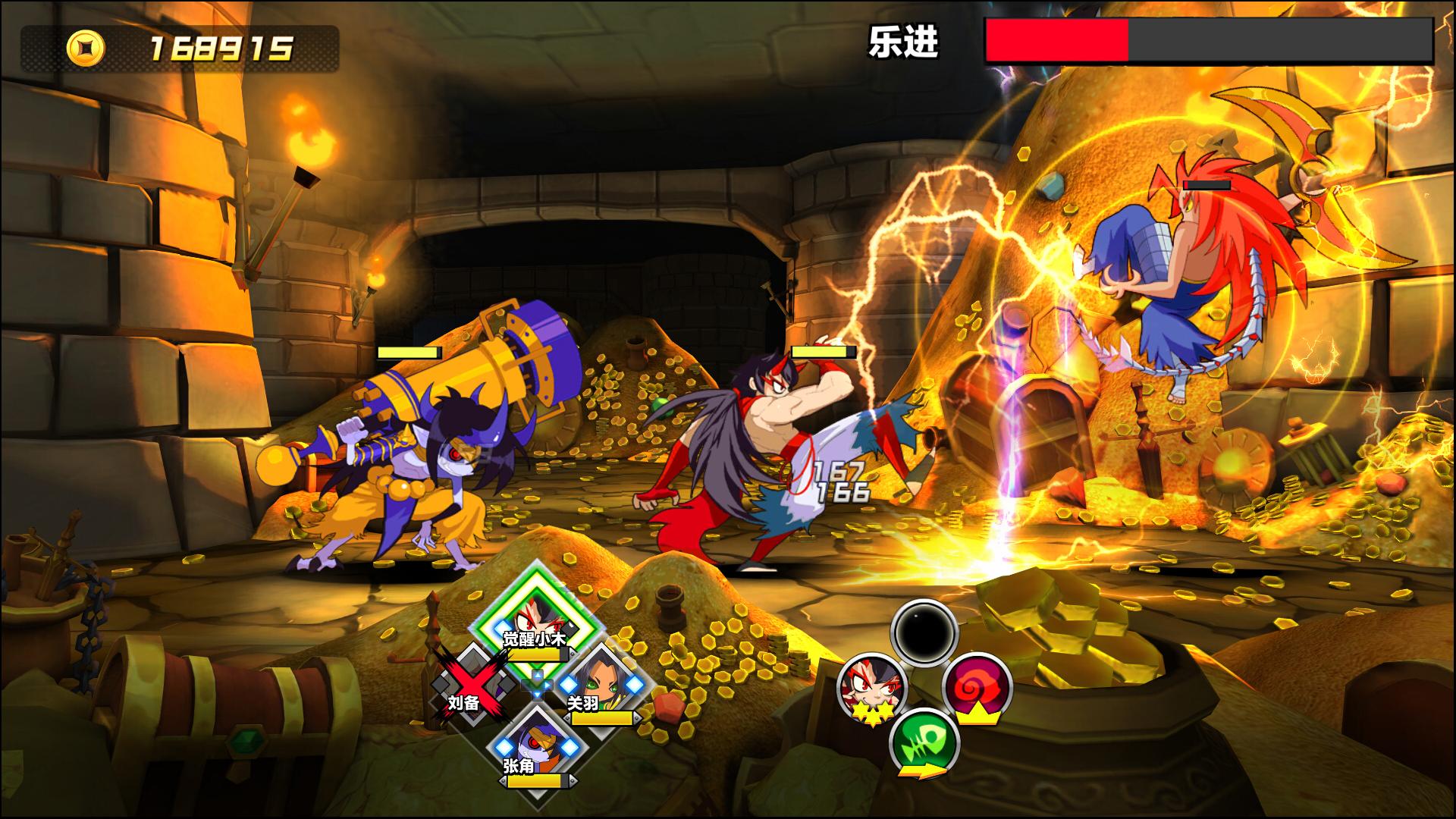 Attack Heroes Screenshot 1