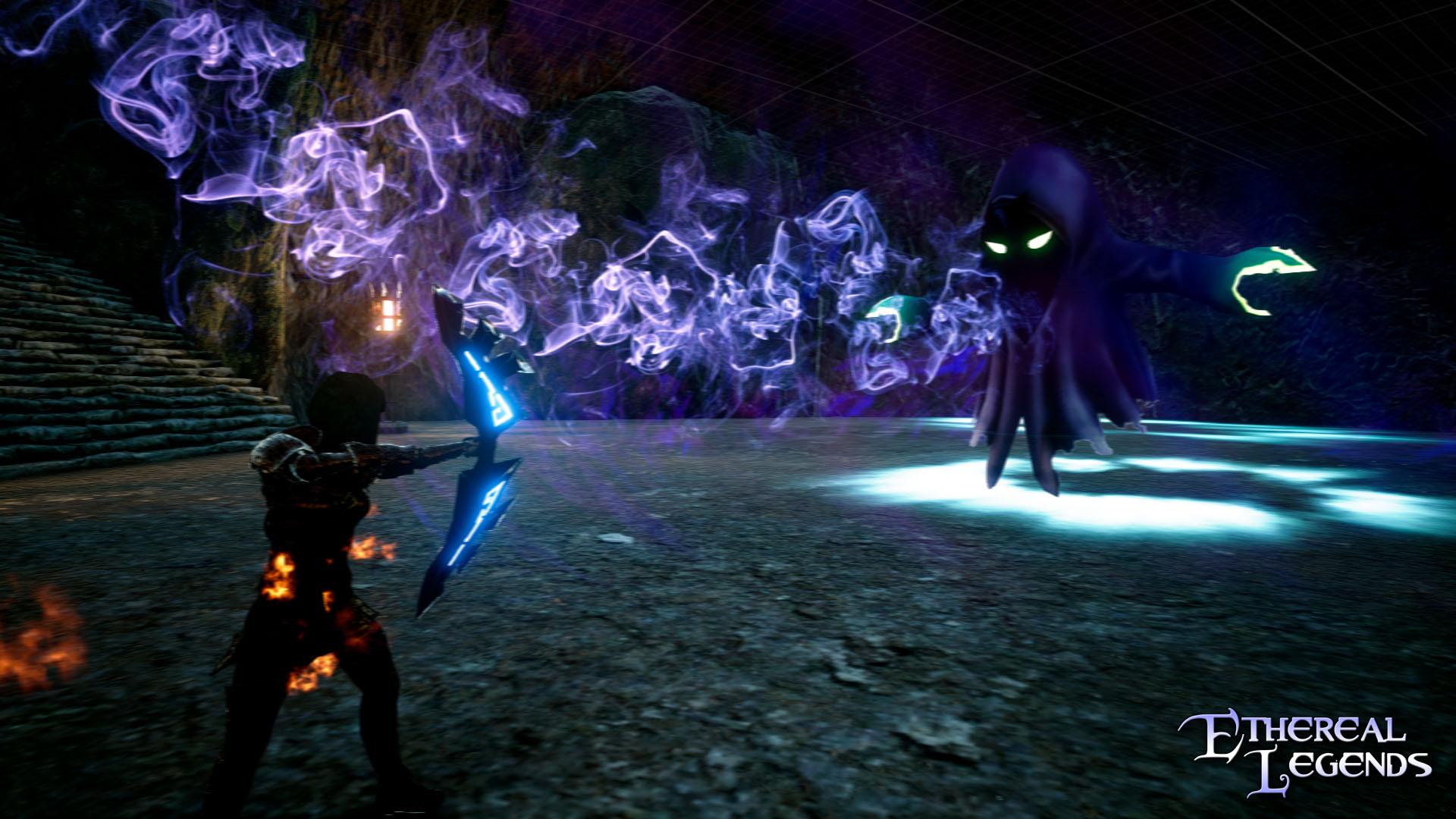 Ethereal Legends Screenshot 1