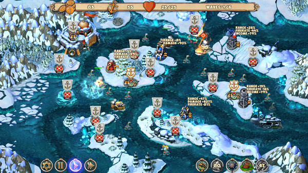Download Iron Sea Defenders download free