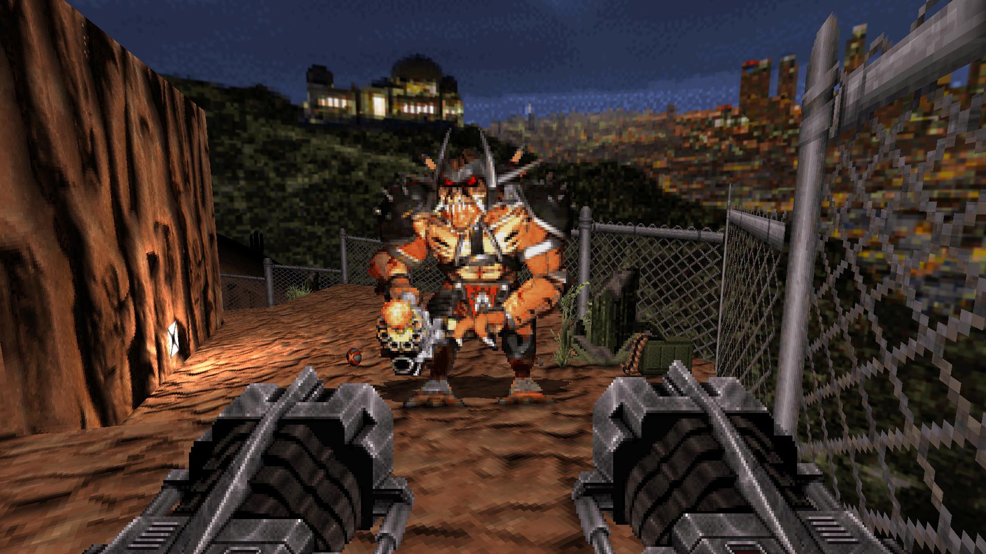 Duke Nukem 3D: 20th Anniversary Screenshot 2