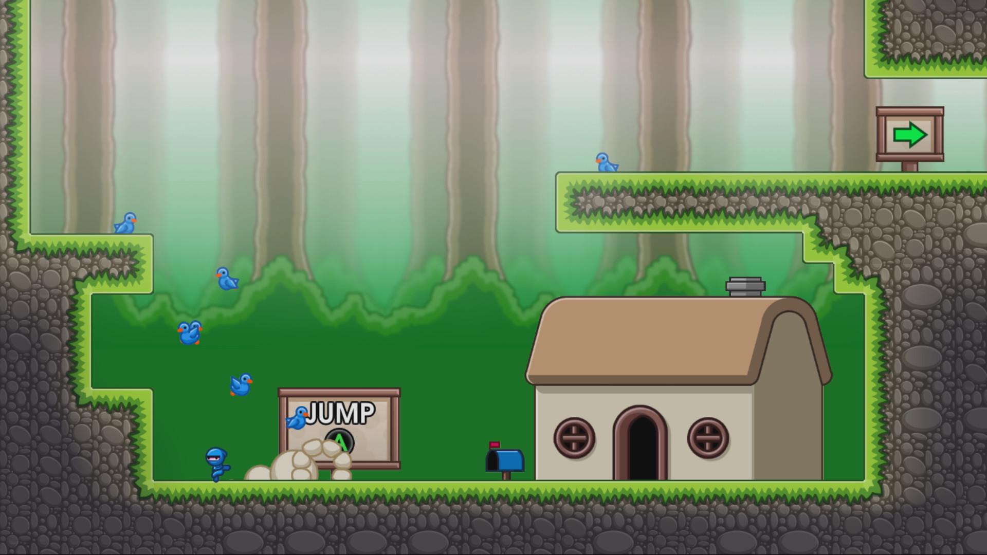 10 Second Ninja X Screenshot 1
