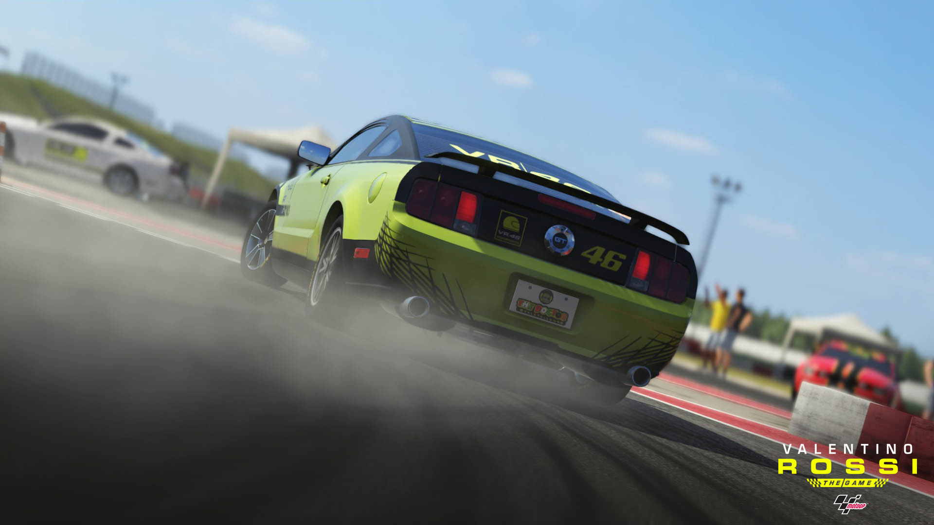 Valentino Rossi The Game Screenshot 2