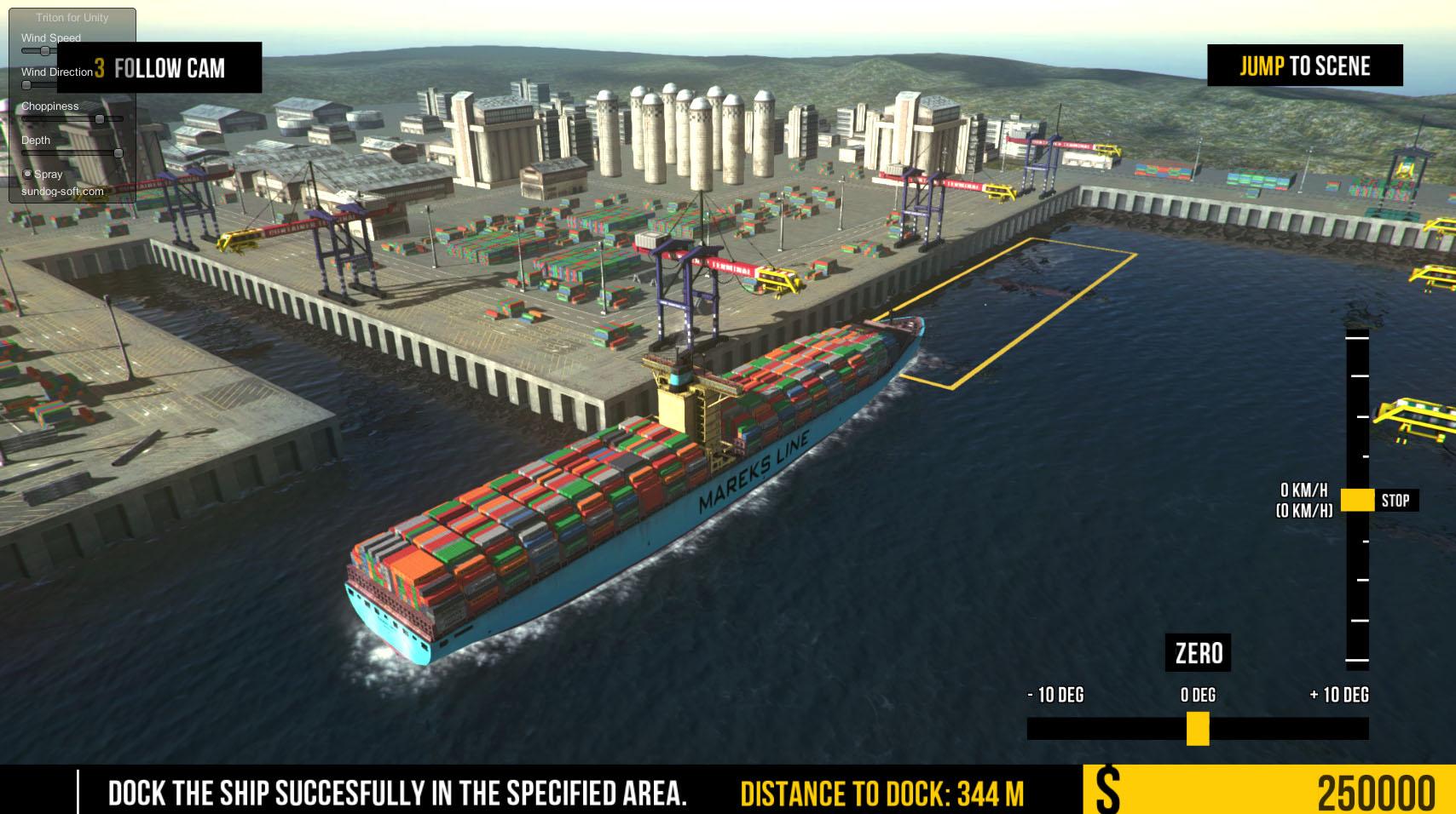 Ships 2017 Screenshot 3