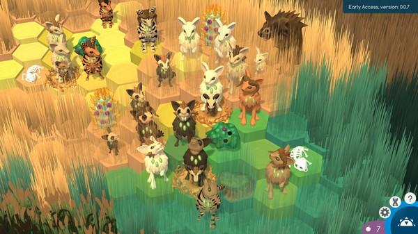 Niche - a genetics survival game download
