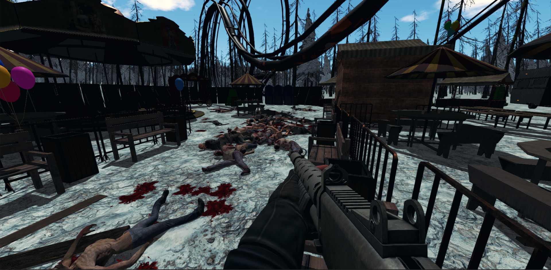 Survival Zombies The Inverted Evolution Screenshot 3