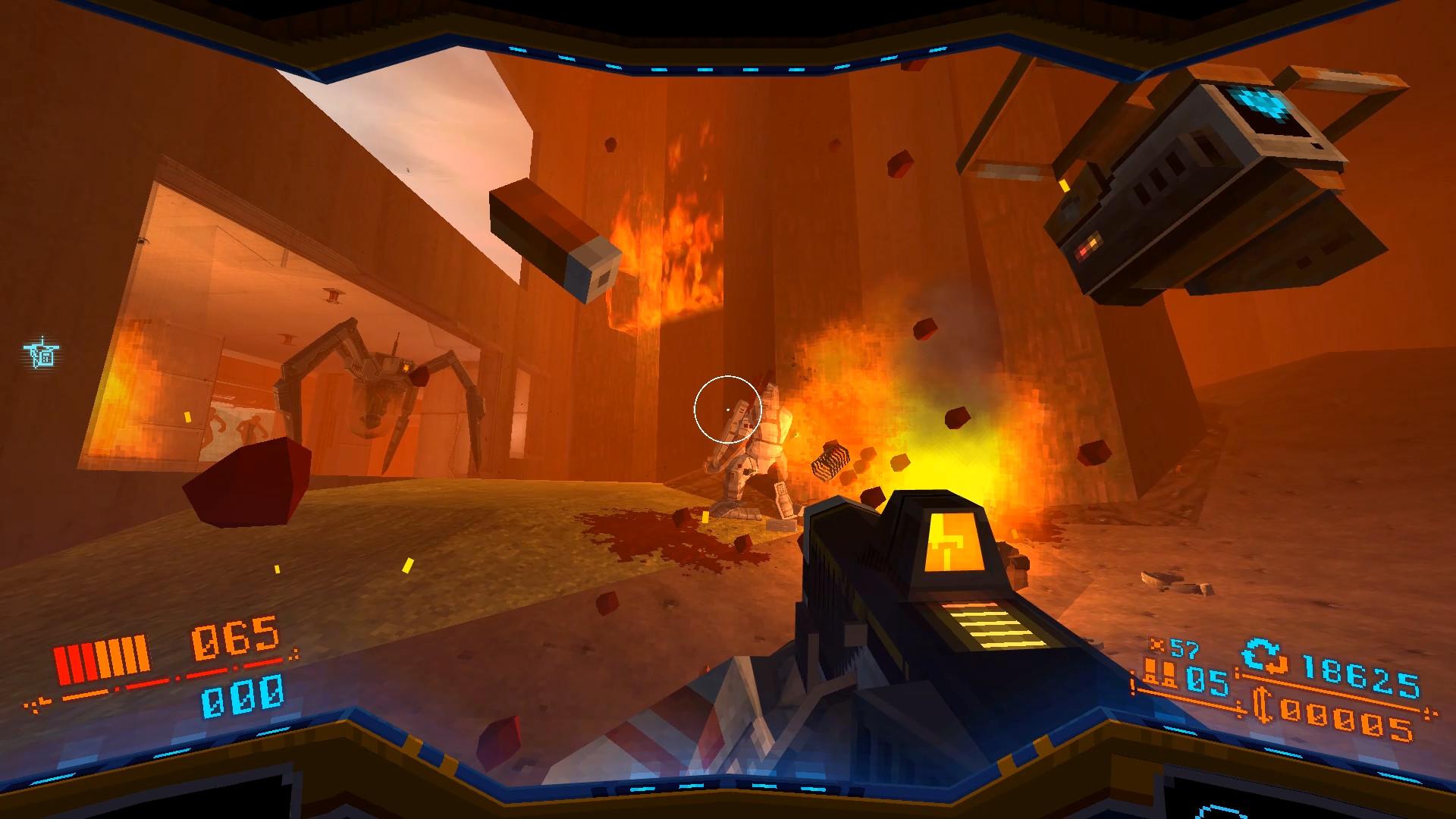 STRAFE: Millennium Edition Screenshot 2