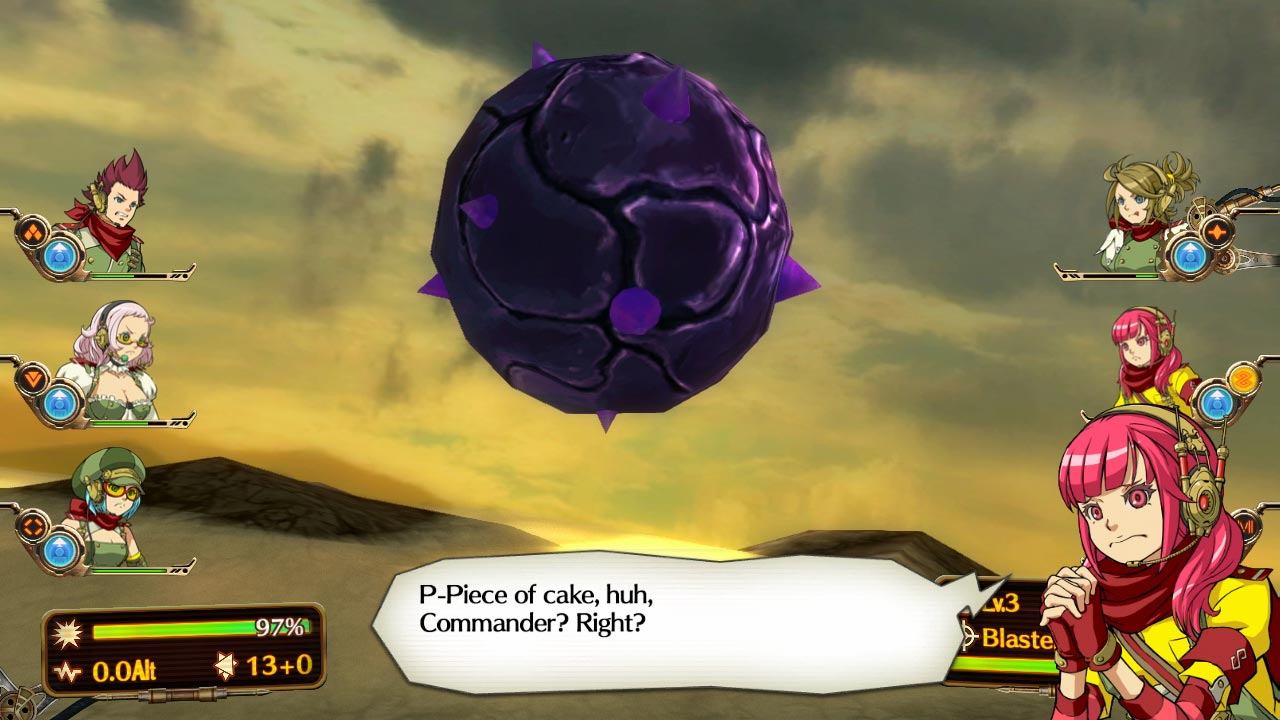 Aegis of Earth Protonovus Assault Screenshot 2
