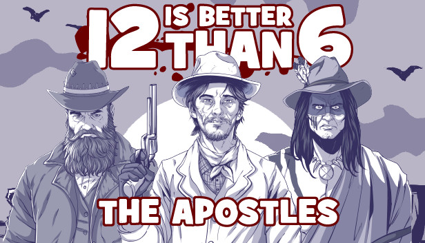 Download 12 is Better Than 6: The Apostles free download
