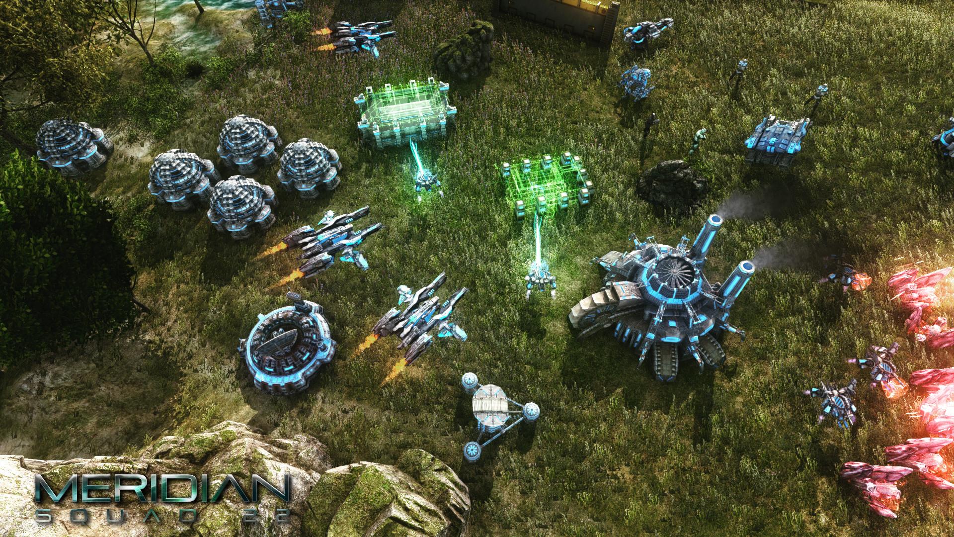 Meridian: Squad 22 Screenshot 3