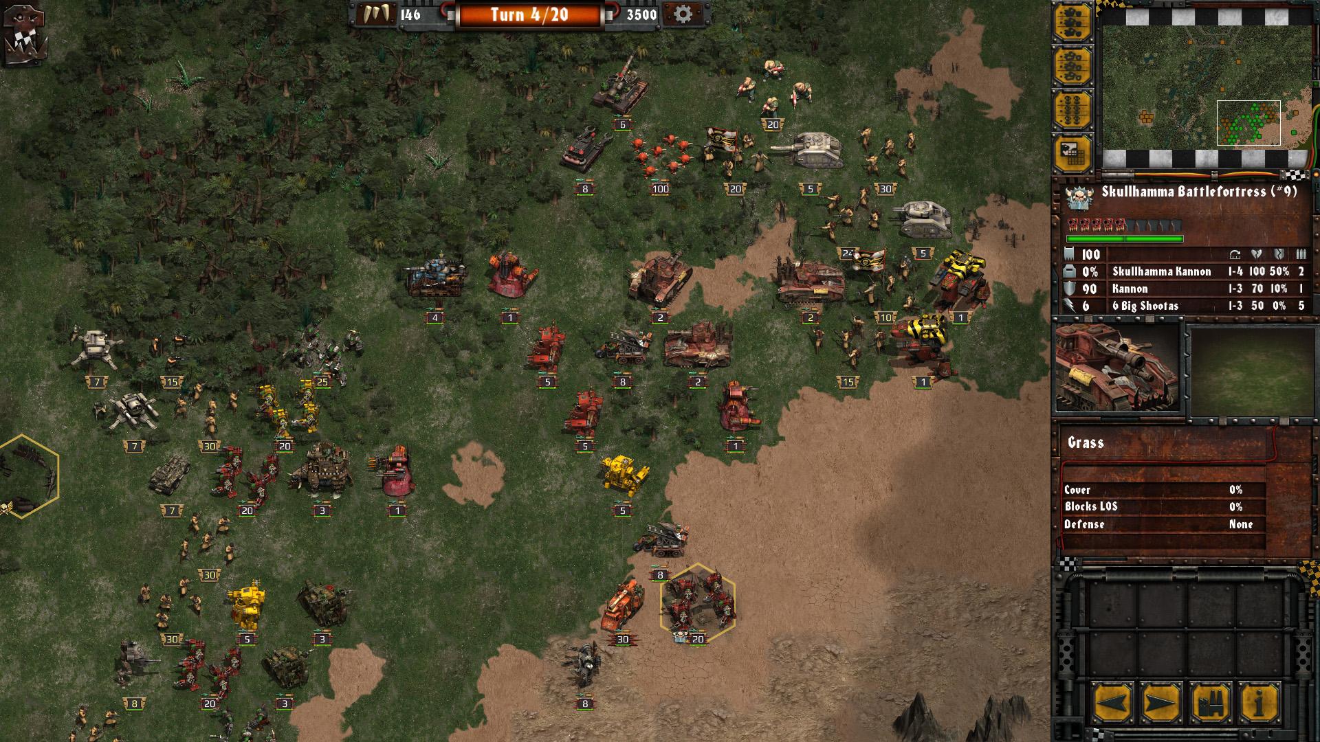 Warhammer 40,000: Armageddon - Da Orks Screenshot 3