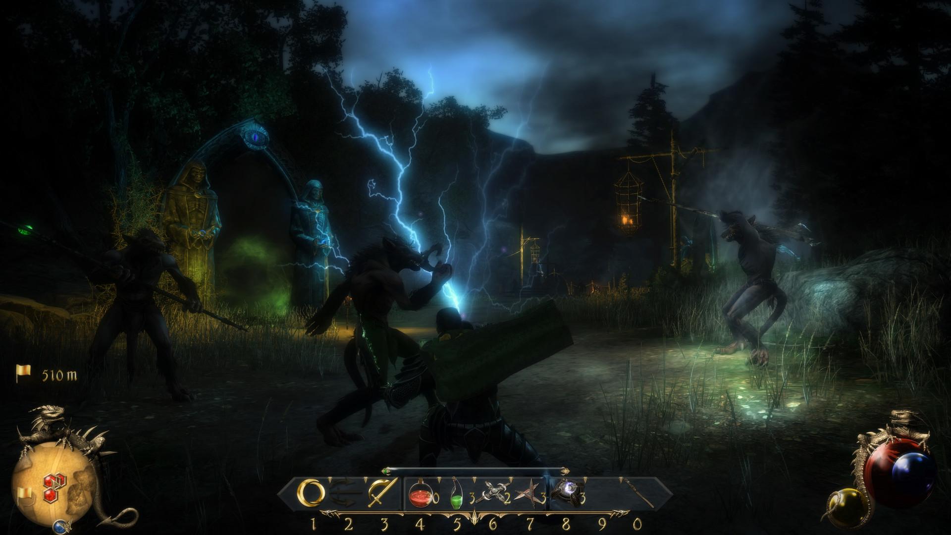 Two Worlds II - Call of the Tenebrae Screenshot 1