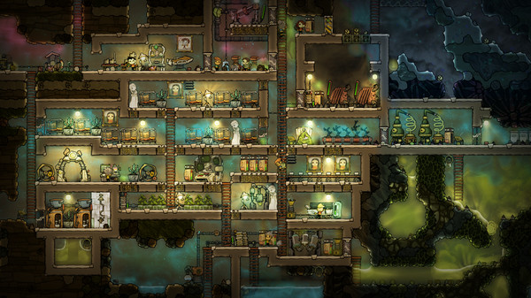 Download Oxygen Not Included download free