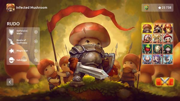 Mushroom Wars 2 download