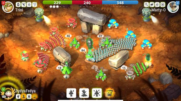 Download Mushroom Wars 2 Crack