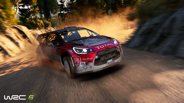 Download WRC 6 FIA World Rally Championship Torrent
