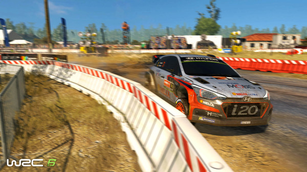 WRC 6 FIA World Rally Championship download