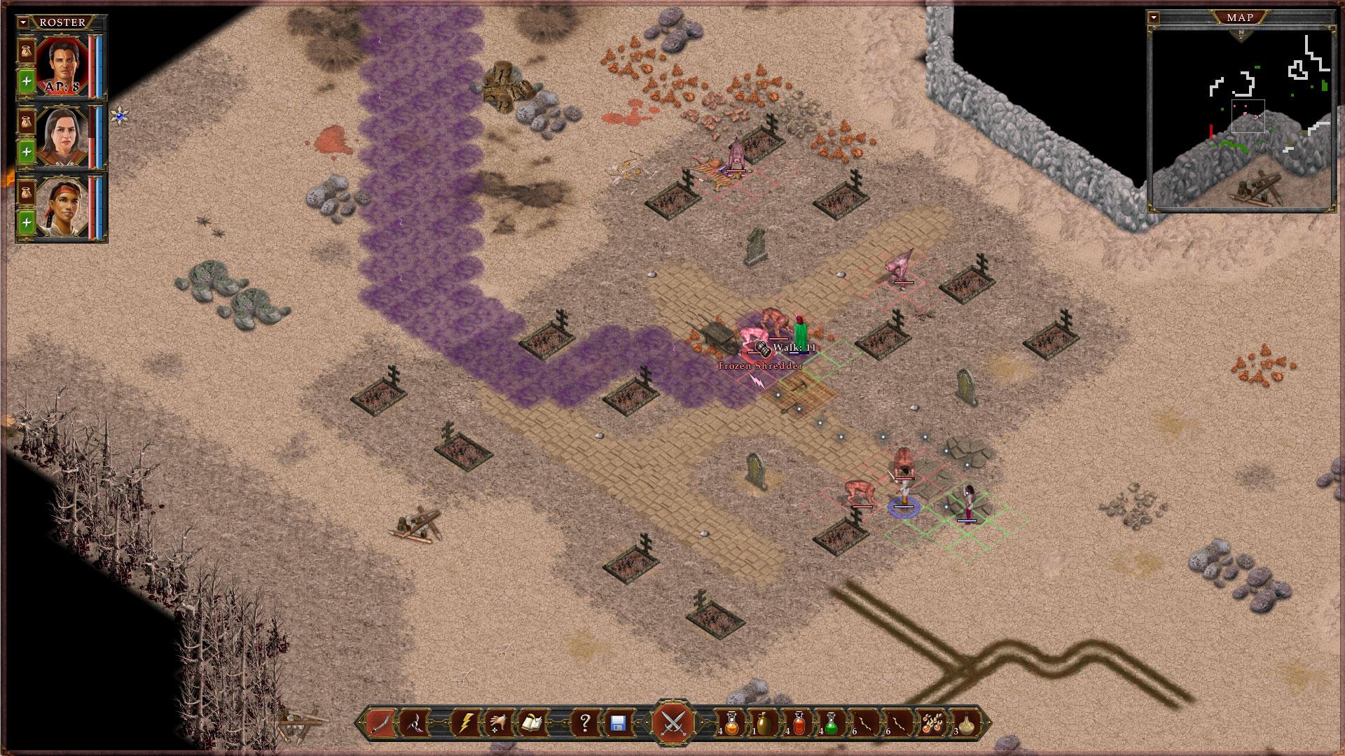 Avadon 3: The Warborn Screenshot 2