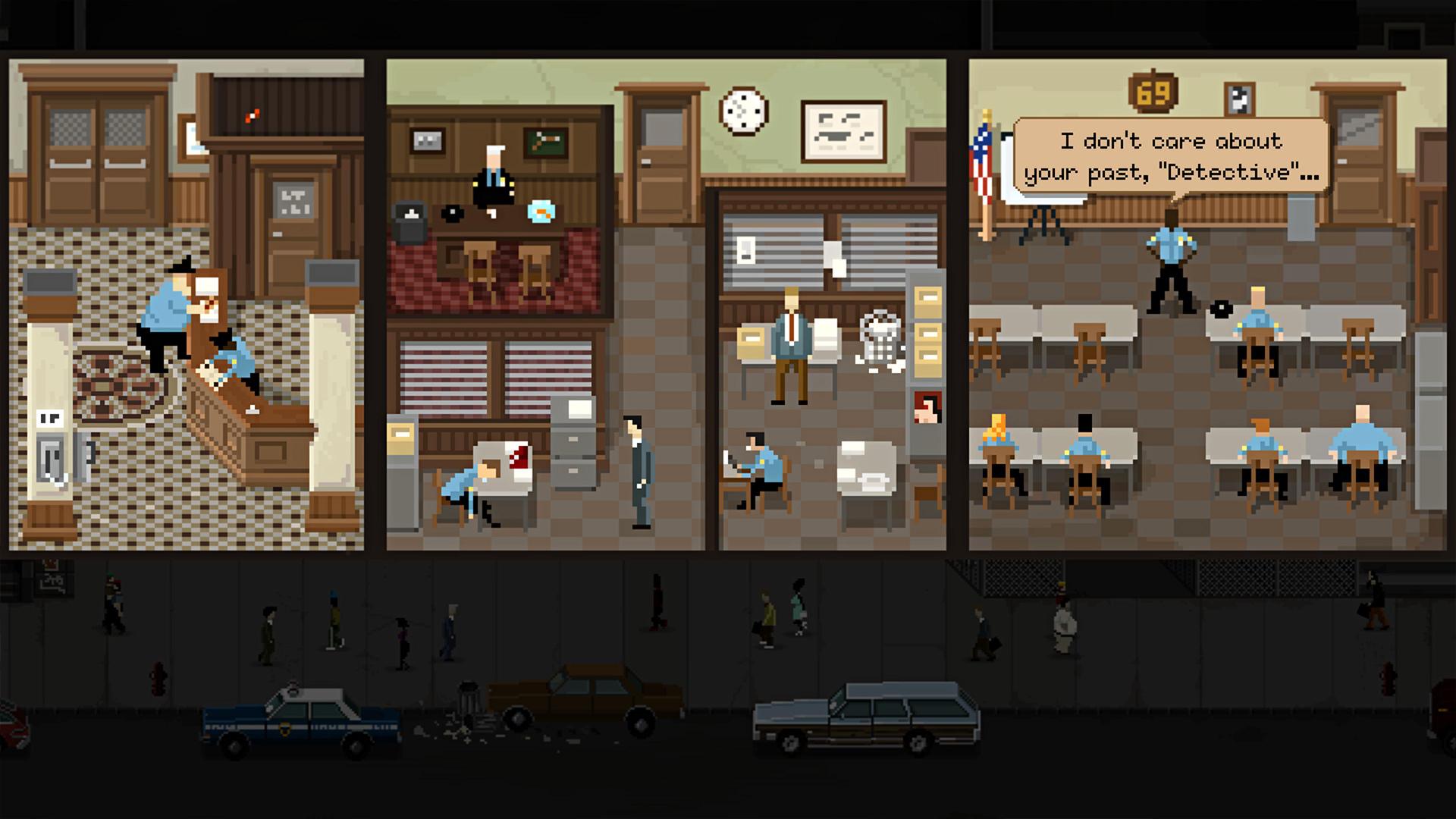 Beat Cop Screenshot 2