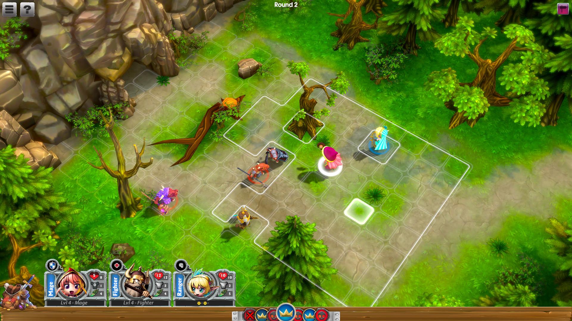 Super Dungeon Tactics Screenshot 2
