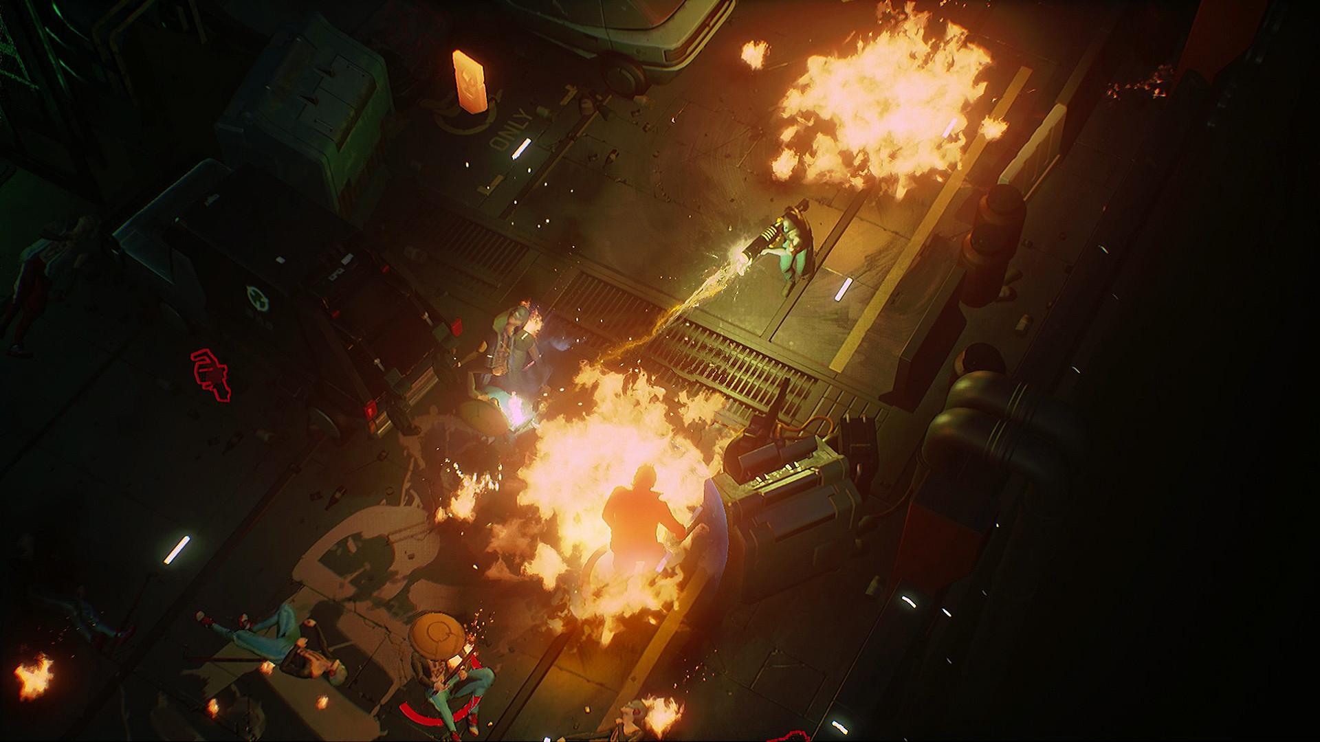 Ruiner Screenshot 3