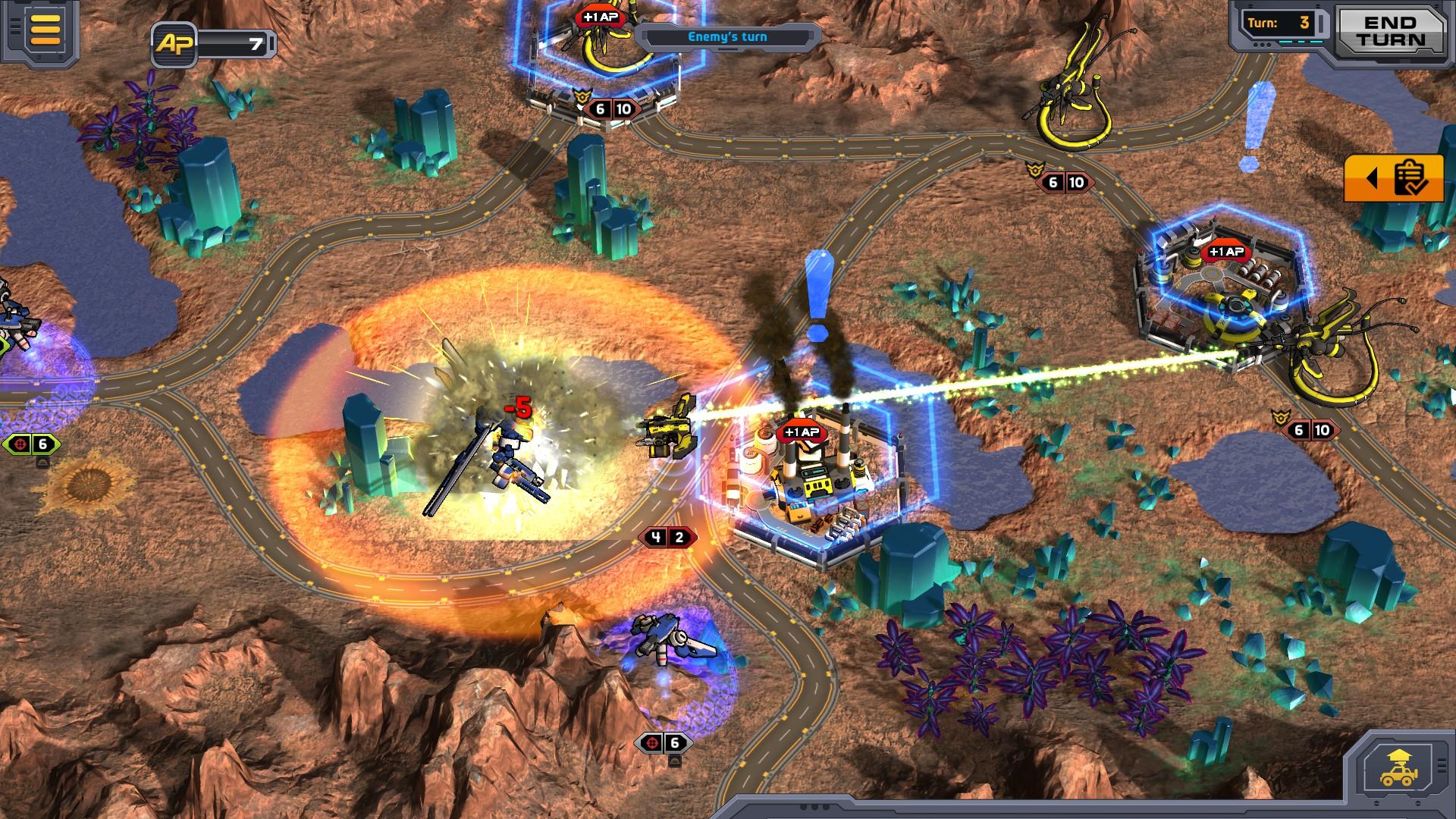 Codex of Victory Screenshot 1