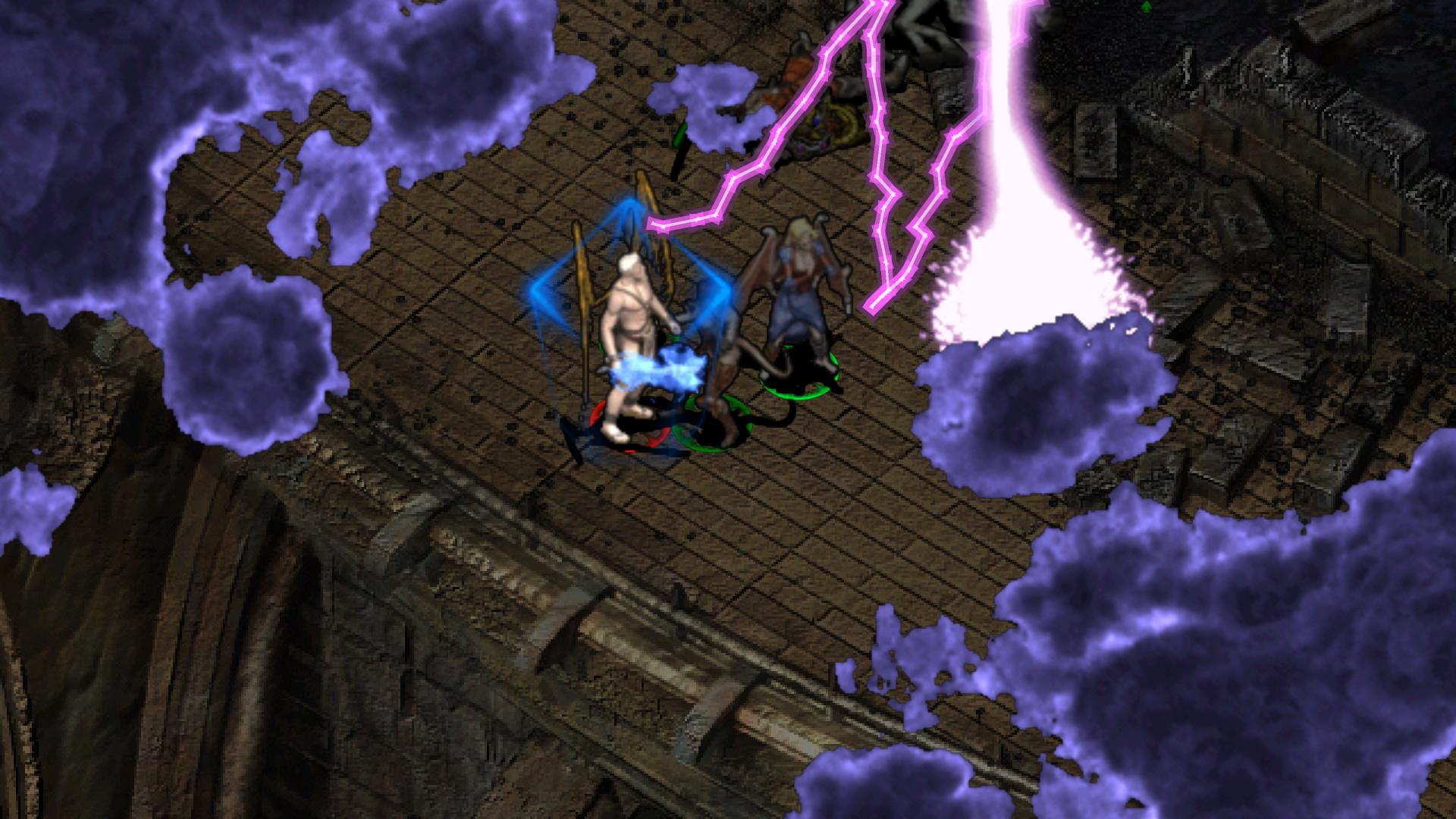 Planescape: Torment: Enhanced Edition Screenshot 3