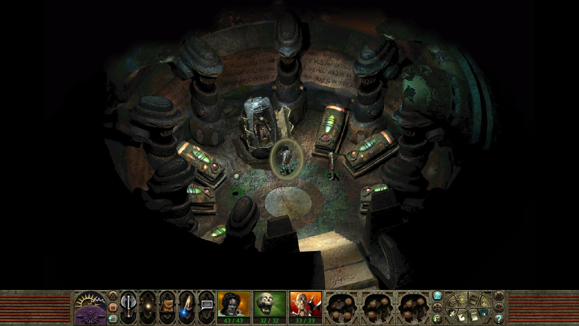 Planescape: Torment: Enhanced Edition Screenshot 2