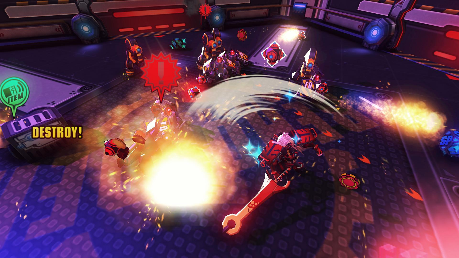 Smashing the Battle Free Full Version Download Screenshot 3