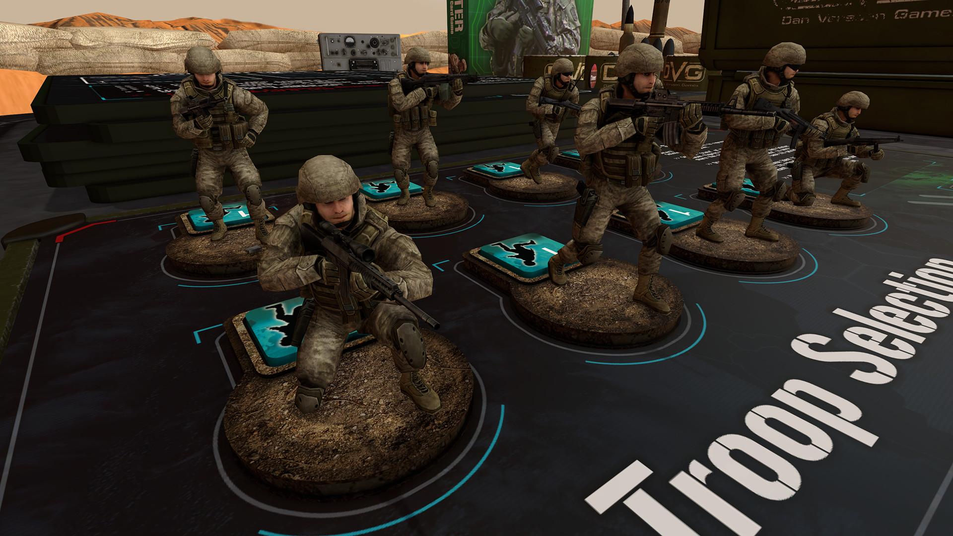 Tabletop Simulator - Warfighter Screenshot 2