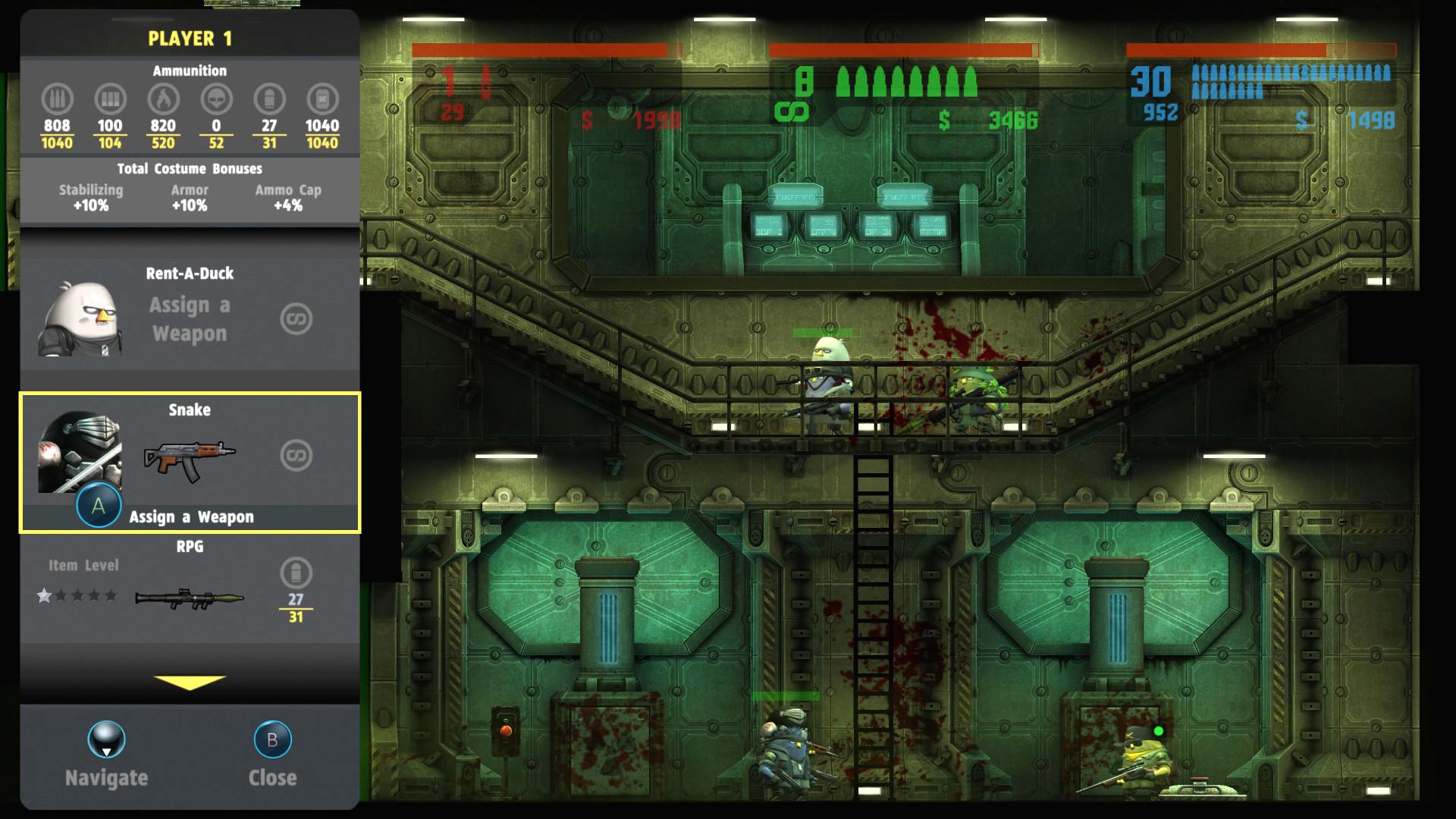 Rocketbirds 2 Evolution Screenshot 1