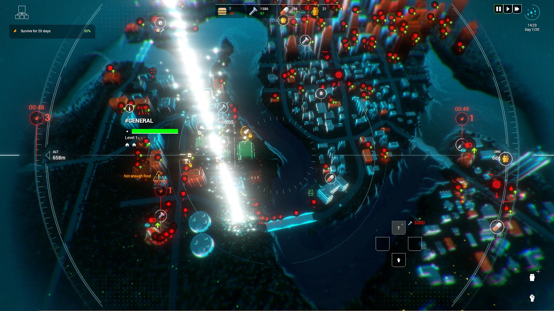 Zombie City Defense 2 Screenshot 1