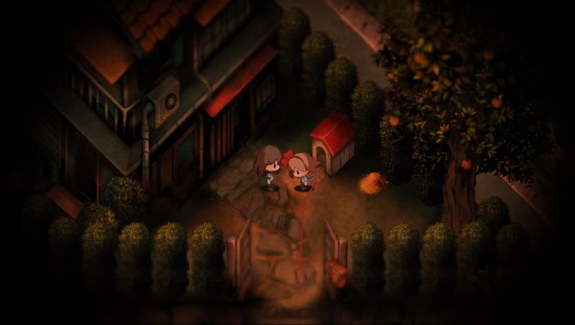 Yomawari: Night Alone Screenshot 1