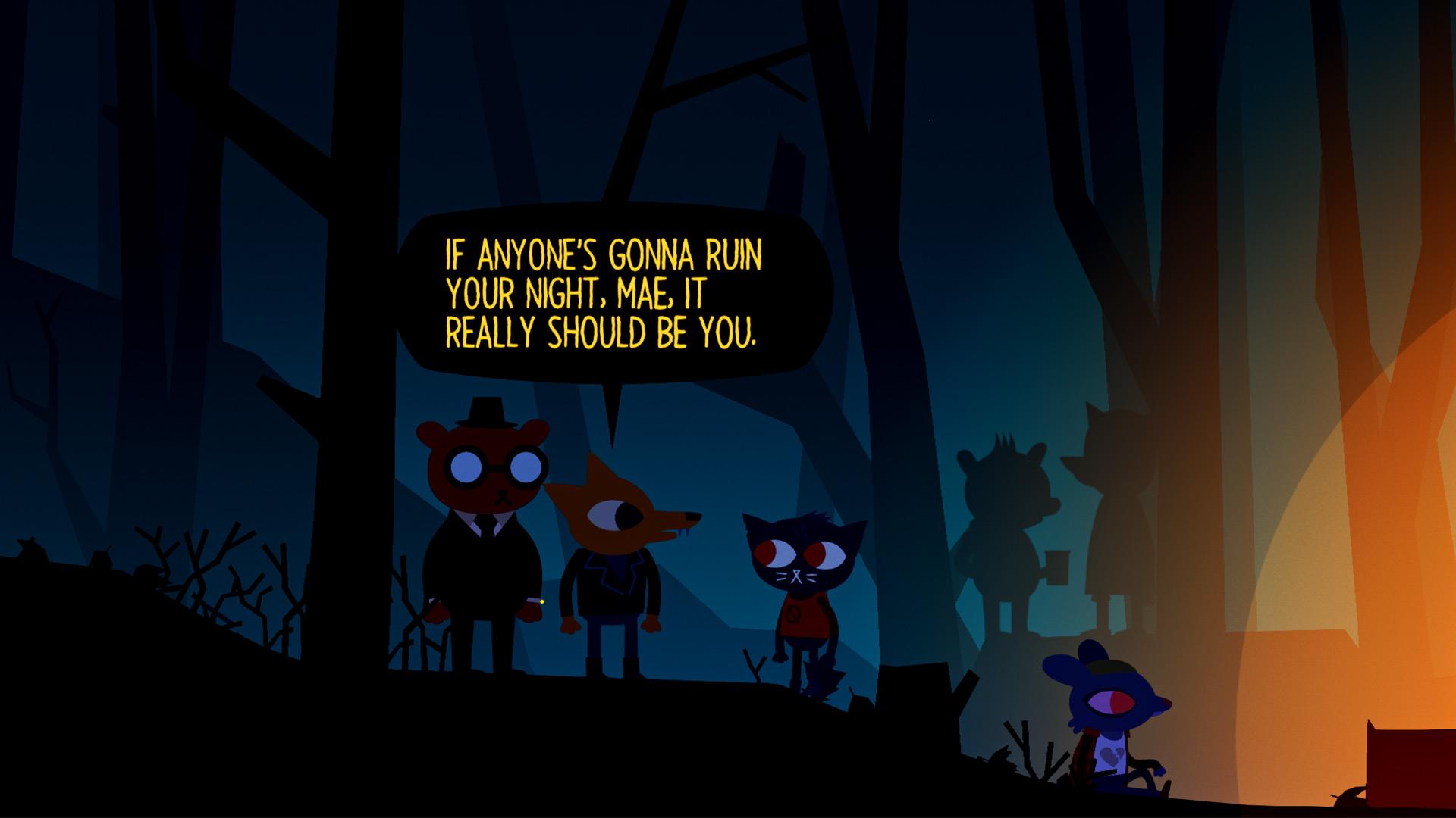 Night in the Woods Screenshot 3