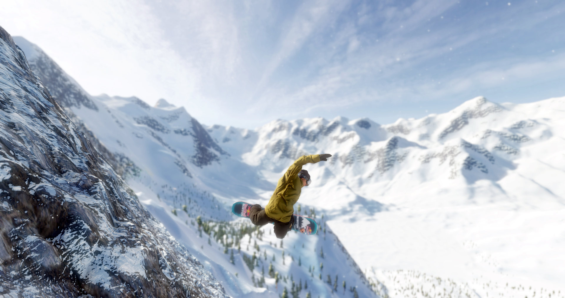 Infinite Air with Mark McMorris Screenshot 1