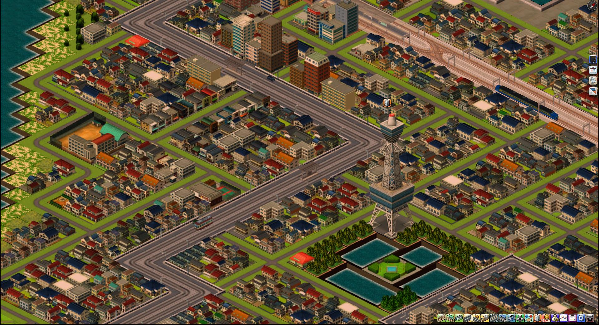 A-Train PC Classic Screenshot 3
