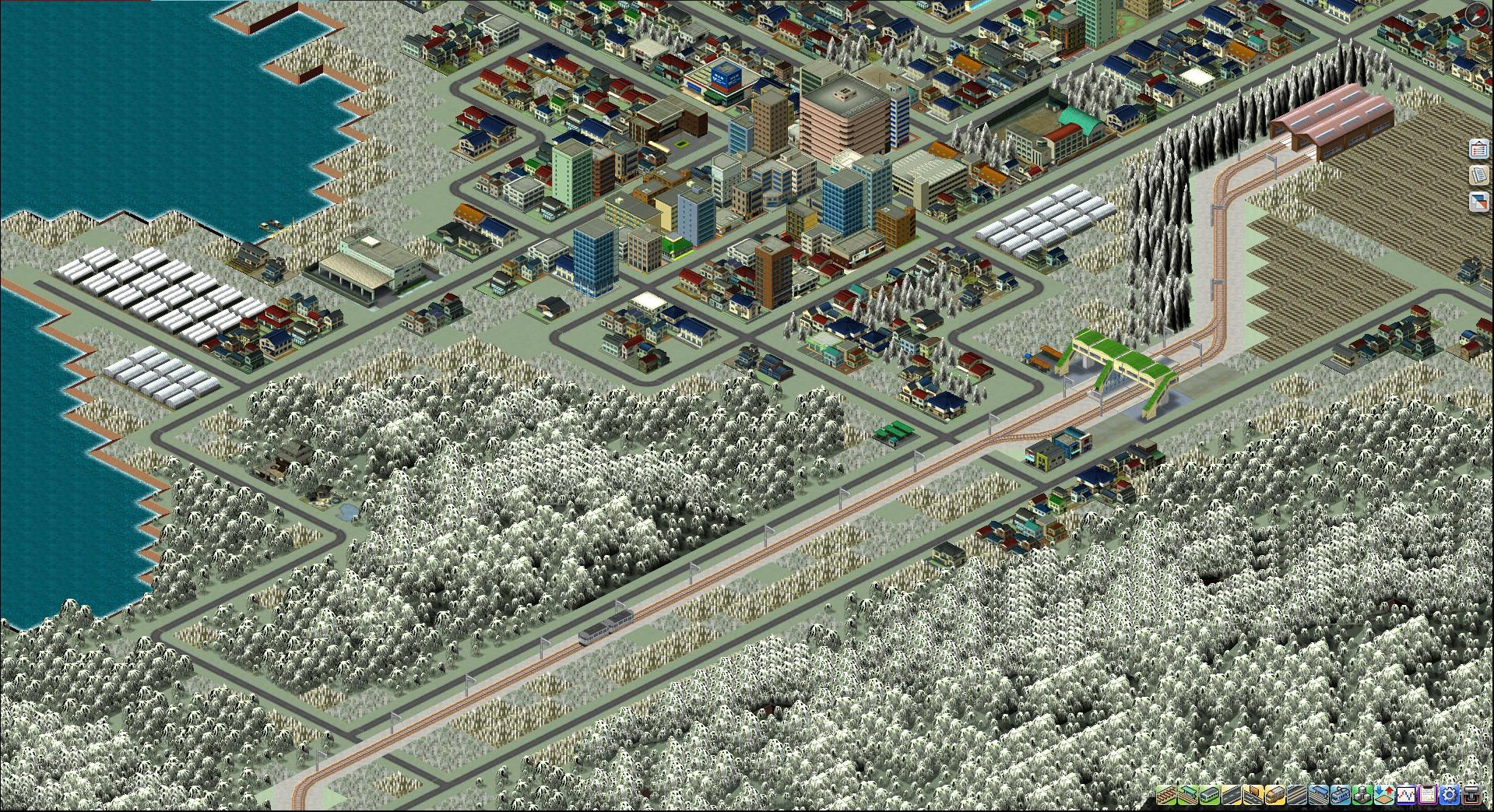 A-Train PC Classic Screenshot 1