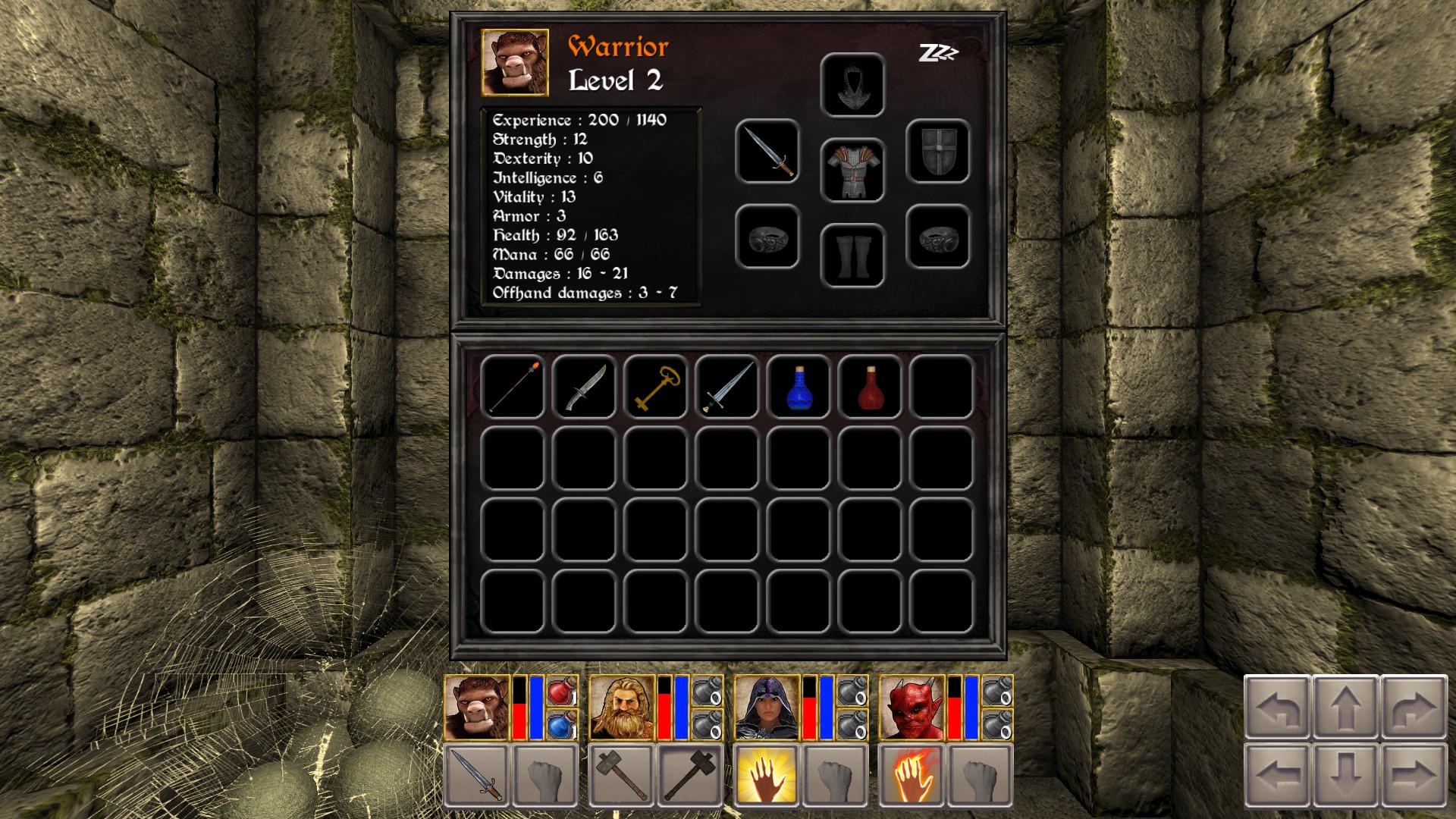 Heroes of the Monkey Tavern Screenshot 3