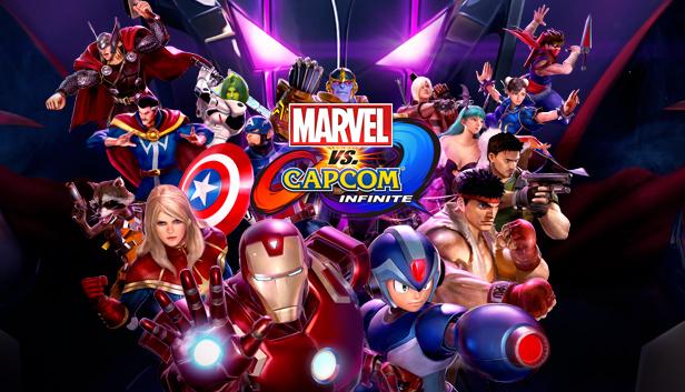 Download Marvel vs. Capcom: Infinite free download