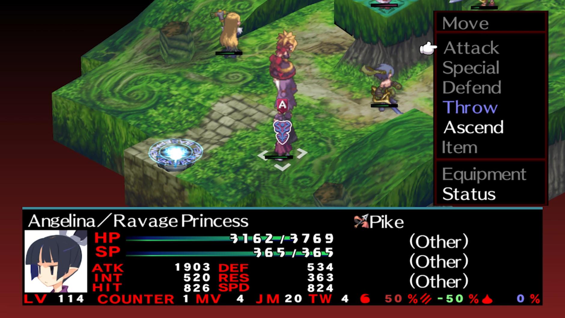 Disgaea 2 PC Screenshot 1